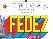 Fedez Twiga Beach