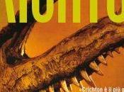 """""""Jurassic Park"""" Michael Crichton. riflessione catastrofismo della scienza"""