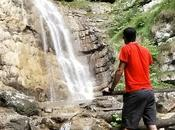 Escursione alla cascata dell'Hofentol Folgaria