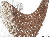 lilla's tutorials: scialle ferri ZigZag knitted shawl, english captions