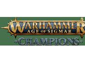 Warhammer Sigmar Champions nuovo gioco carte