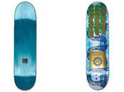 Paccbet skateboard deck Gosha Rubchinskiy Tolia Titaev