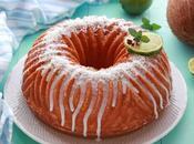 Bundt Cake Cocco Lime