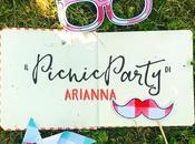 Picnic Party, festa compleanno perfetta l'estate!
