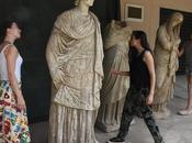 Turchia, rinvenute statue Magnesia