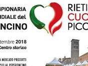 Rieti Cuore Piccante 2018. capitale mondiale peperoncino.