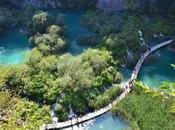 Laghi Plitvice. meraviglia cuore della Croazia
