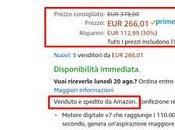 Offerta speciale Amazon: aspirapolvere senza filo Dyson 227607-01 euro