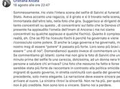 Ritrovare senso comune cosa successo dopo post selfie Salvini)