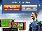Vinci Nokia Gameloft Real Football 2010