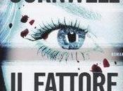 libro giorno: fattore scarpetta Patricia Cornwell (Mondadori)