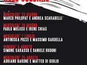 Reading d'autore alle colonne: Irene Chias Paolo Melissi