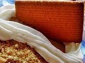 Mousse cioccolato panna biscotti secchi