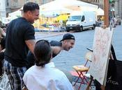 Jersey Shore Firenze: botte, caricature incazzature
