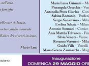 QUESTA DOMENICA 29+…La POESIA tutti..a cura Paola Caramel Dario Gaito+Sino giugno+