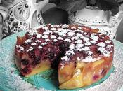 Clafoutis Frutta Pentola Pressione Quando mancano ciliege...