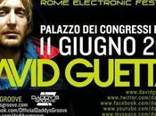 David Guetta Roma festival Ultrasonic