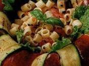 Sformato pasta fredda verdure