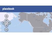 PlaceBook: fornisce informazioni dettagliate sulle statistiche degli utenti Facebook tutto mondo