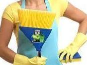 sono maniaca della pulizia...
