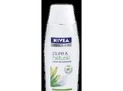 Nivea Visage: Pure Natural Latte Detergente