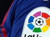 Liga, badge campioni 17/18 sulla maglia Barcellona