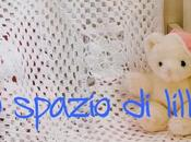 Copertina neonato piastrelle crochet Crochet squares baby blanket, free pattern