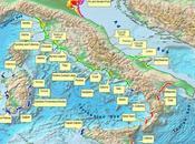 Lesina aree rischio inondazione innalzamento Mediterraneo