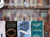 Cinque libri fantasy faranno dimenticare nostalgia delle vacanze! (Bookish Charts #20)