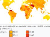 Thailandia incidenti stradali: triste primato paese senza codice stradale