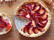 Torta dietetica: Crostata alle prugne