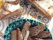 Pane lunga lievitazione farina tipo2 castagne