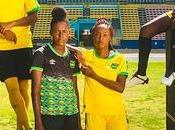 Energia caraibica maglia della nazionale calcio Giamaica