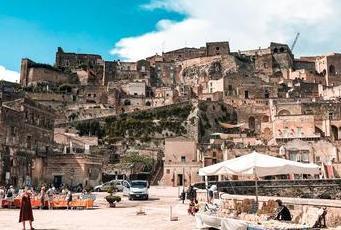 Matera: motivi innamorarsi della città Sassi
