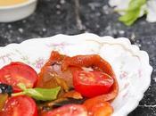 Insalata peperoni pomodori