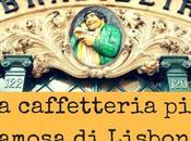 Brasileira caffetteria famosa Lisbona