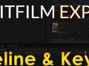 CORSO HITFILM EXPRESS: Timeline Keyframe