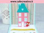 [Cardmaking] Biglietto Casetta House Card
