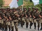 Algeria:modifiche vertici delle forze armate