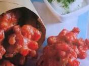 Frittelline pomodoro alla greca