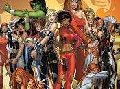 sviluppando serie sulle supereroine Marvel