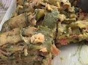 Terrina salmone affumicato zucchine
