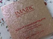 IMAGIC palette review swatches
