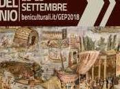 """Giornate Europee Patrimonio 2018 """"L'arte condividere"""". settembre"""