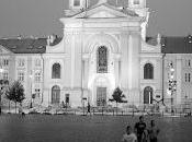 Varsavia, bianco nero, Chopin, miniature, parco Lazienki notte