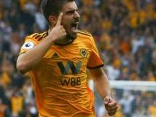 Manchester City: punta Ruben Neves, stella sorprendente Wolverhampton