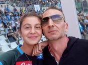 """Tifosa delirio, papà dalla Francia: """"Siete fortunati vivere Napoli"""""""