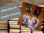 Book haul acquisti vacanza