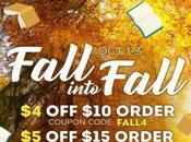 Fino ottobre: coupon sconto!