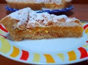 Crostata zucca amaretti